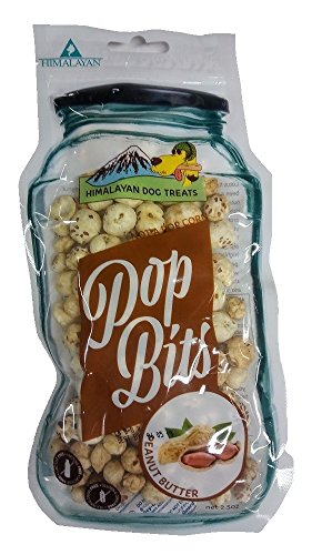 Himalayan Pop Bits Peanut Butter Grain-Free Dog Treats-Le Pup Pet Supplies and Grooming