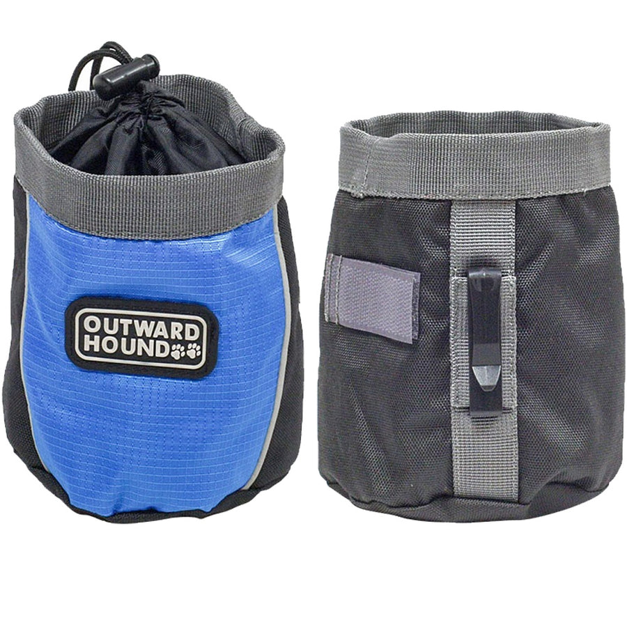 Outward Hound Treat Tote Blue Dog Supply-Le Pup Pet Supplies and Grooming