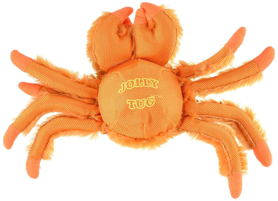 Jolly Pets Tug-a-Mal Crab Dog Toy-Le Pup Pet Supplies and Grooming