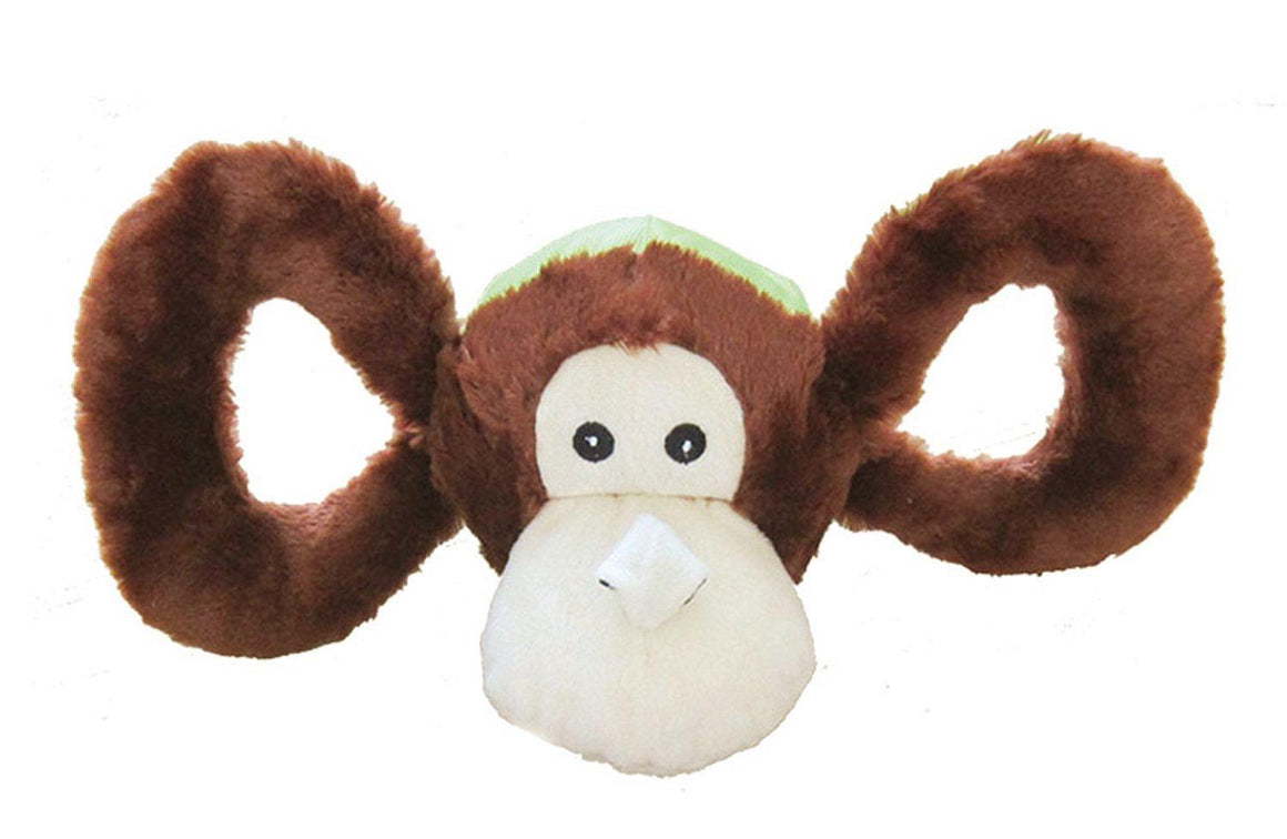 Jolly Pets Tug-a-Mal Monkey Dog Toy-Le Pup Pet Supplies and Grooming