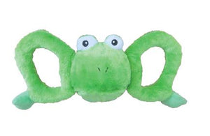 Jolly Pets Tug-a-Mal Frog Dog Toy-Le Pup Pet Supplies and Grooming