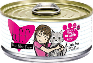 Weruva BFF Tuna & Bonito Be Mine Grain-Free Wet Cat Food-Le Pup Pet Supplies and Grooming
