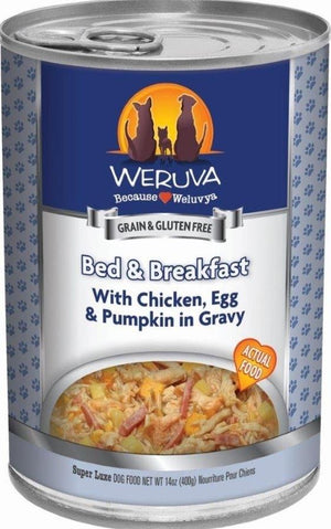 Weruva Bed & Breakfast Grain-Free Wet Dog Food-Le Pup Pet Supplies and Grooming