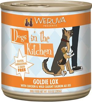 Weruva Dogs In the Kitchen Goldie Lox Grain-Free Wet Dog Food-Le Pup Pet Supplies and Grooming