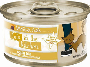 Weruva Cats In the Kitchen Goldie Lox Grain-Free Wet Cat Food-Le Pup Pet Supplies and Grooming
