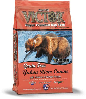 Victor Yukon River Salmon & Sweet Potato Grain-Free Dry Dog Food-Le Pup Pet Supplies and Grooming