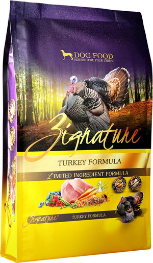 Zignature Turkey Limited Ingredient Formula Grain-Free Dry Dog Food-Le Pup Pet Supplies and Grooming