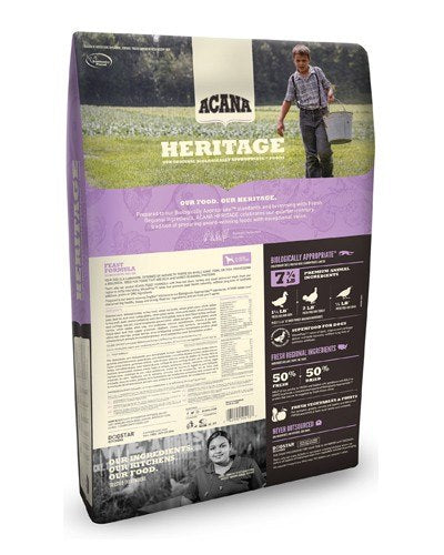 Acana Heritage Feast Grain-free Formula Dry Dog Food