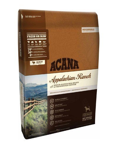 Acana Regionals Appalachian Ranch Grain-Free Dry Dog Food-Le Pup Pet Supplies and Grooming