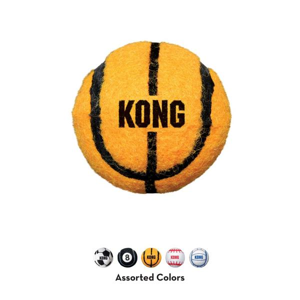 Kong Sport Balls Dog Toy, assorted-Le Pup Pet Supplies and Grooming