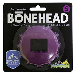 Himalayan Bone Head Treat Chew Holder Dog Toy-Le Pup Pet Supplies and Grooming