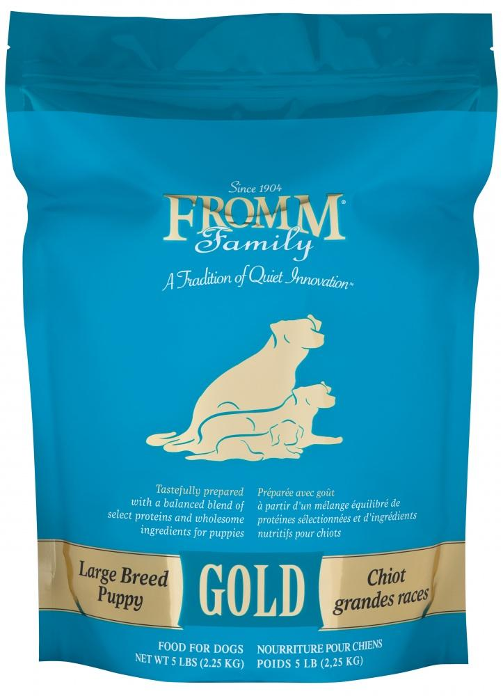 Fromm Dog Food - Gold Large Breed Puppy