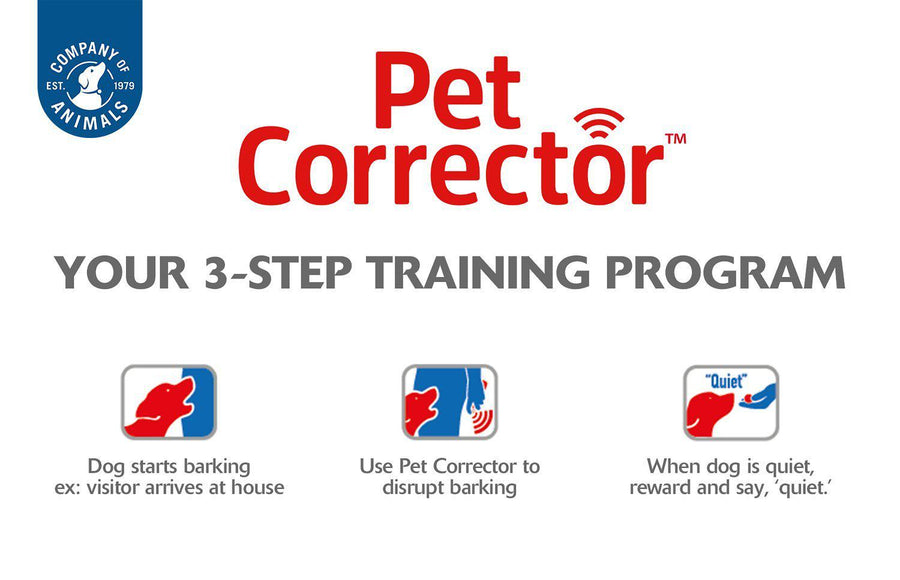 The Company of Animals Pet Corrector Dog Training Dog Supply-Le Pup Pet Supplies and Grooming