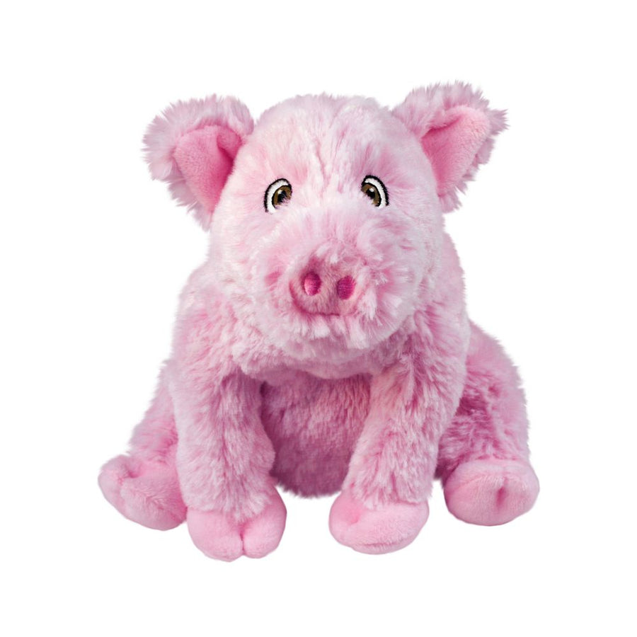 Kong Comfort Kiddos Pig Dog Toy-Le Pup Pet Supplies and Grooming