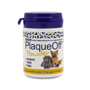 SwedenCare UK ProDen PlaqueOff Powder Dog and Cat Supply-Le Pup Pet Supplies and Grooming