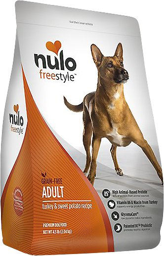 Nulo Freestyle Turkey & Sweet Potato Recipe Grain-Free Dry Dog Food-Le Pup Pet Supplies and Grooming