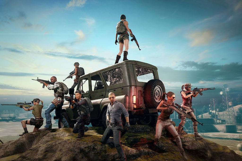 Why we started this PUBG store. PLAYERUNKNOWN BATTLEGROUNDS