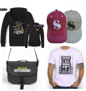 pubg shirts, hoodies, clothes store merch playerunknown battlegrounds