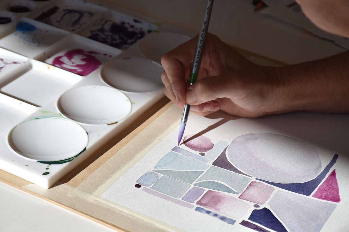 Contemporary Watercolour Workshop