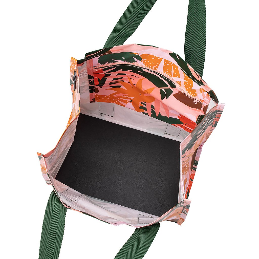 Summer Leaves- Market Bag
