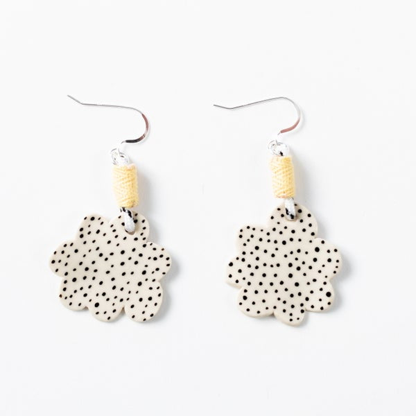 Spotty Cloud Earrings