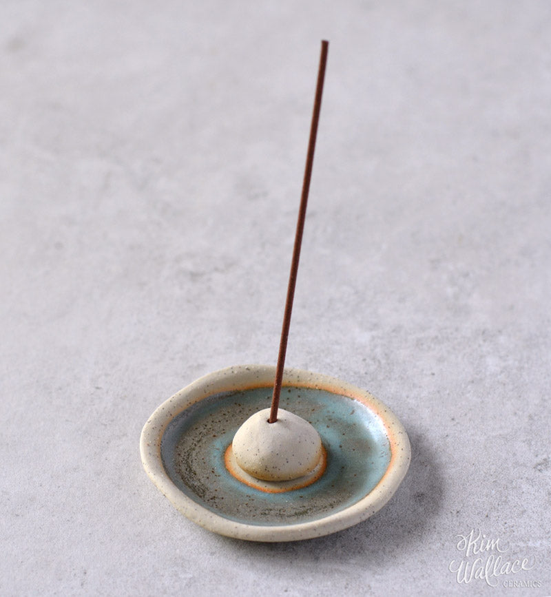 Incense Holder - Bluegum