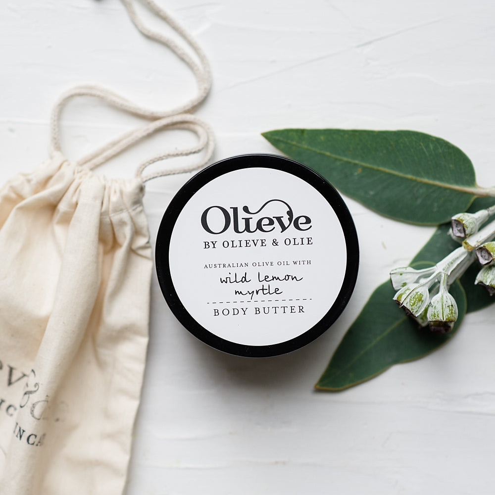 Wild Lemon Myrtle  Body Butter