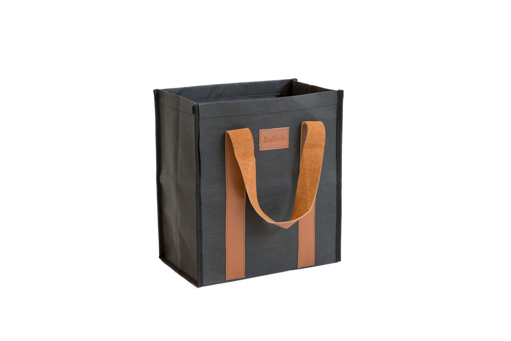 Coal PAPER Washable Market Bag