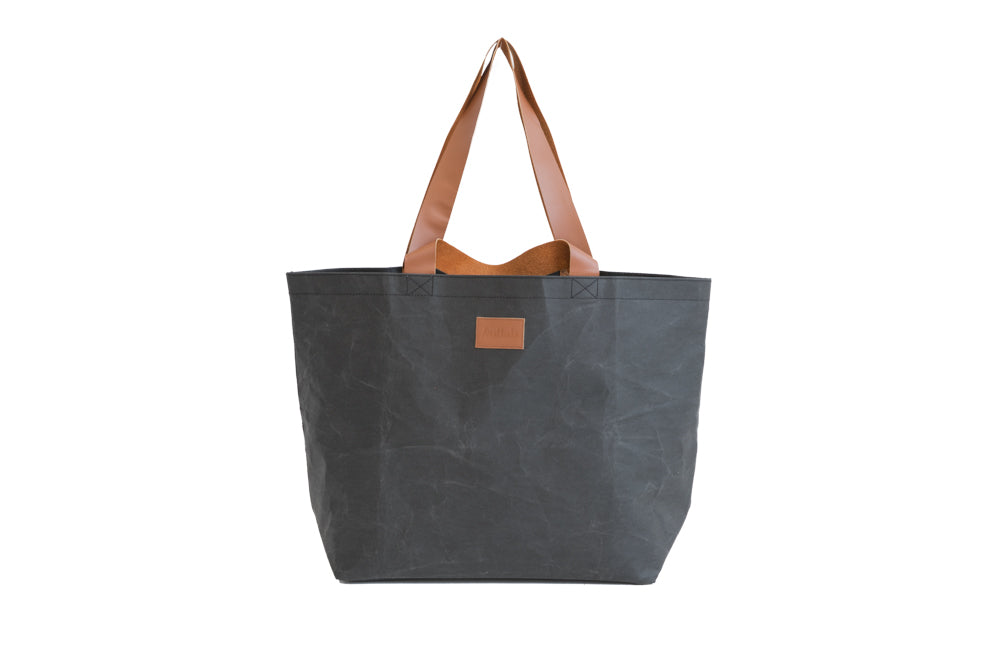 Coal PAPER Washable Shopper Tote
