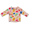 Sweet Dreams Baby Swim Long sleeve Rashvest