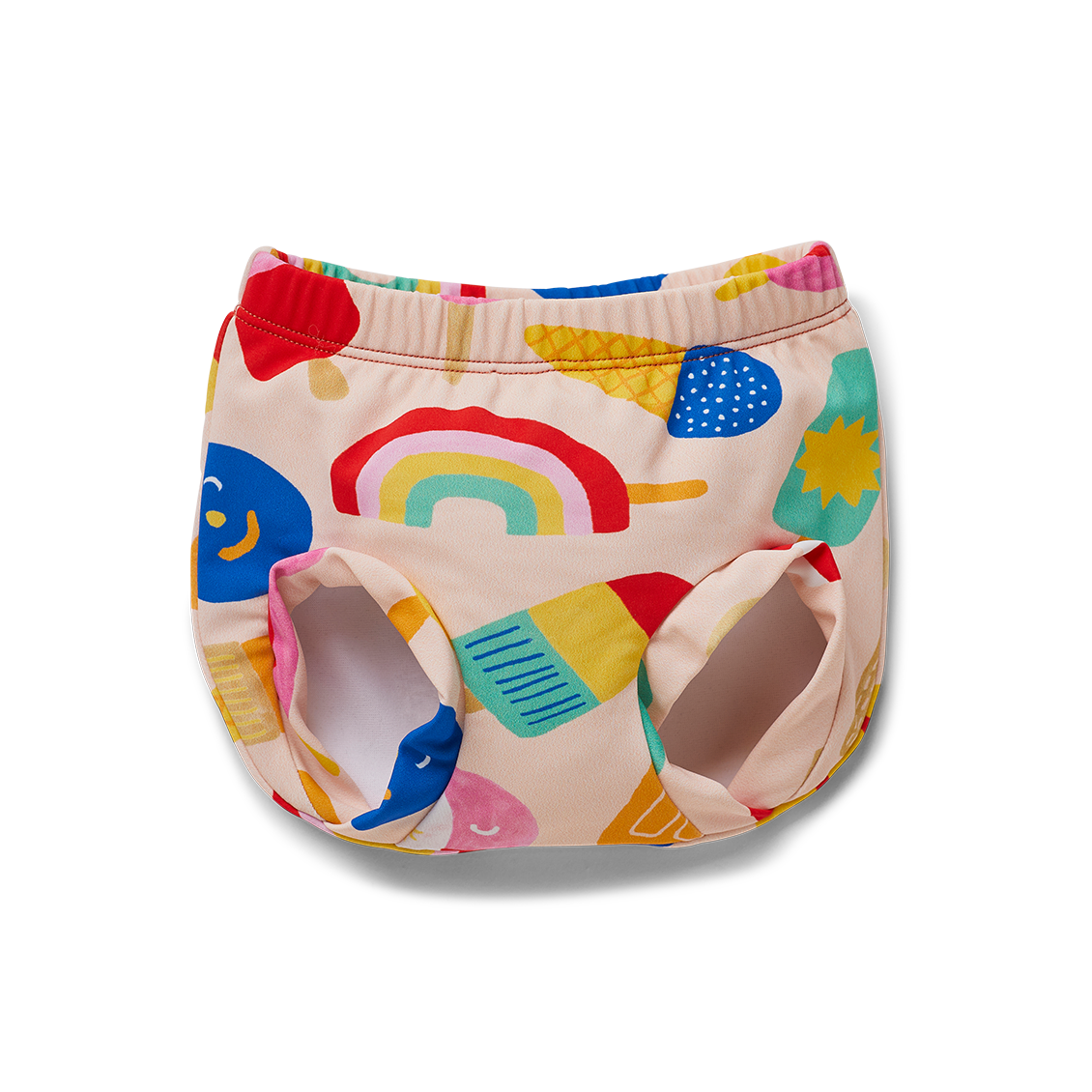 Sweet Dreams Baby Swim Nappy Cover