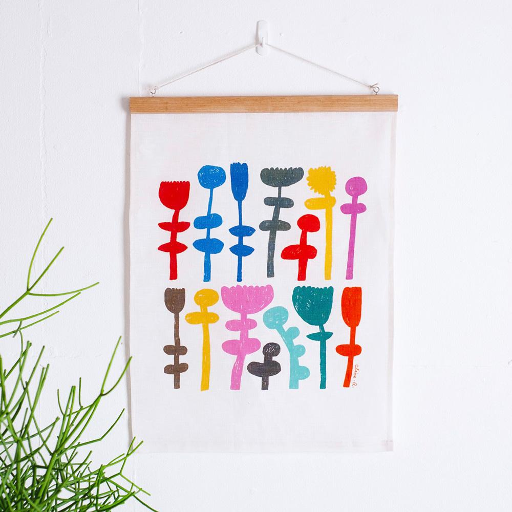 'Standing Tall' Wall hanging -Small