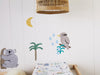 Fabric Wall Decal - Outback Dreamers