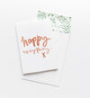 Happy Everything // Greeting Card