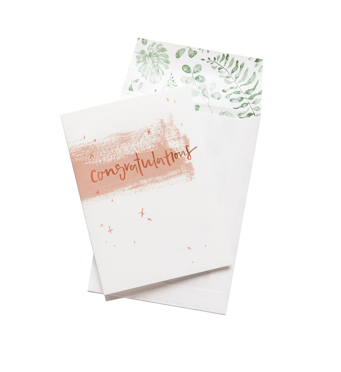 Congratulations  // Greeting Card