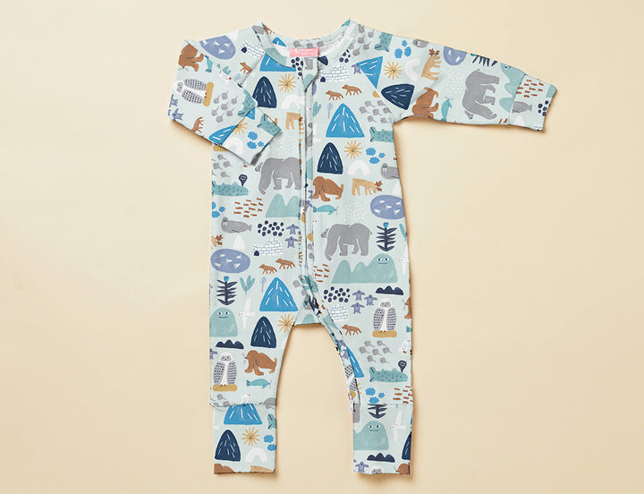 Arctic Park Sleep Suit