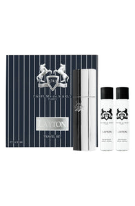 Parfums De Marly Layton Travel Set - Liquid & Scent