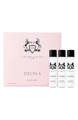 Parfums De Marly Delina Refill Set - Liquid & Scent