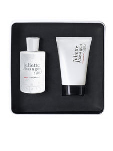 Juliette Has A Gun NOT A PERFUME EDP Spray 100ml + Shower Gel 100ml Gift Set - Liquid & Scent