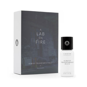 A Lab on Fire Almost Transparent Blue