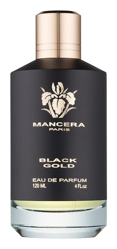 Mancera Black Gold - Liquid & Scent