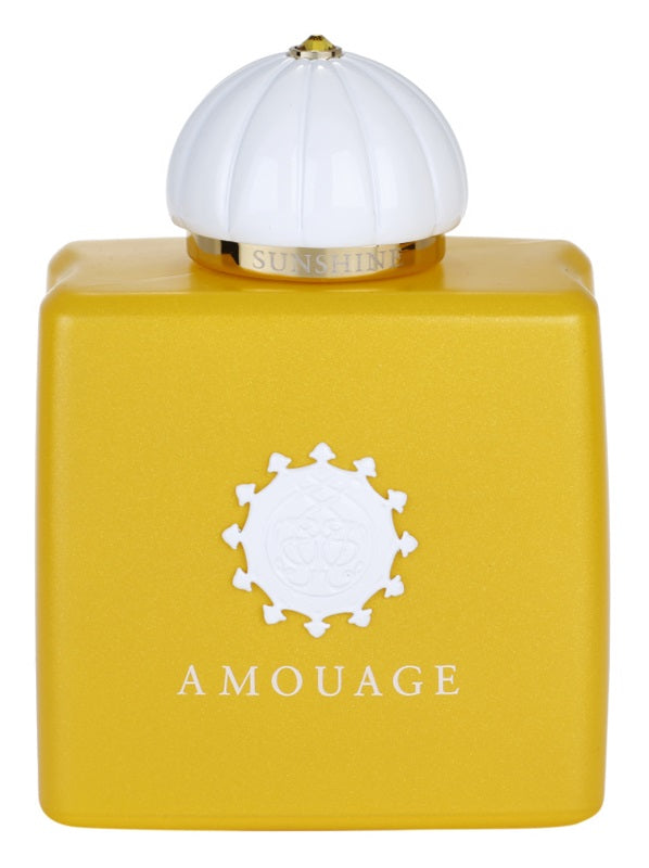 Amouage Sunshine Woman - Liquid & Scent
