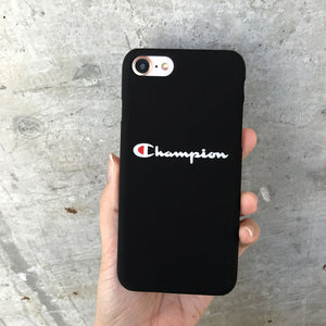 coque iphone 8 champion