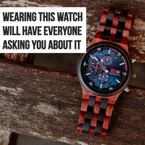 Wearing This Watch Will Have Everyone Asking You About It