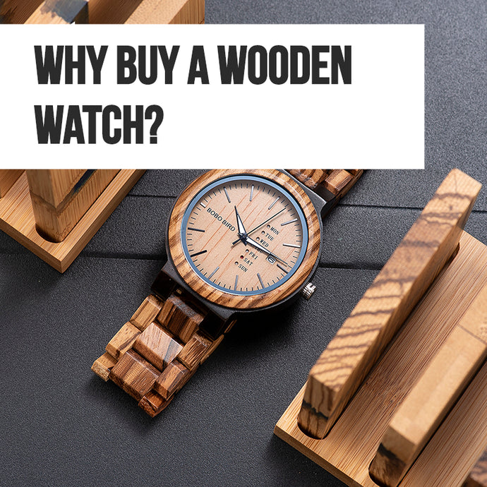 Why Buy A Wooden Watch?