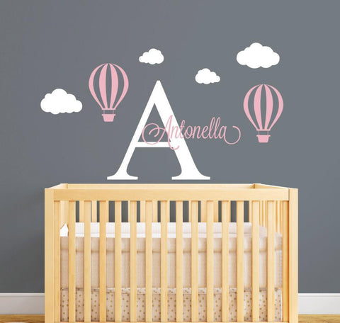 personalised wall sticker decal