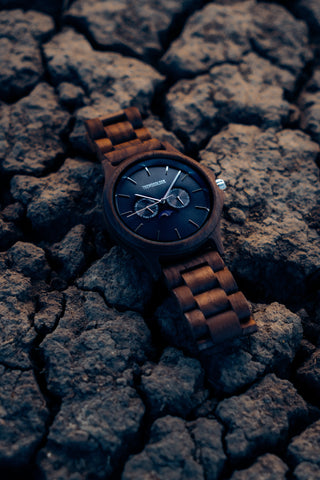Goa - Wood Watch