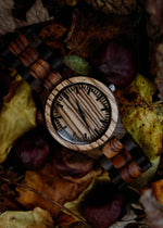 Load image into Gallery viewer, Madrid - Minimalist Wood Watch