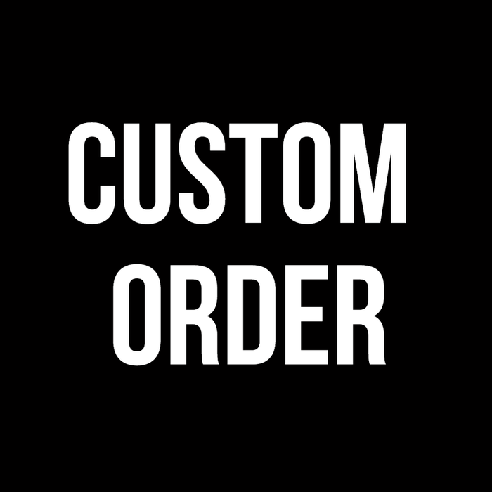 Custom Order - The Wood Look