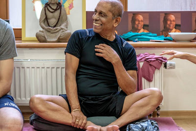 Teacher Training 2nd Series with Manju P. Jois - 07/2019